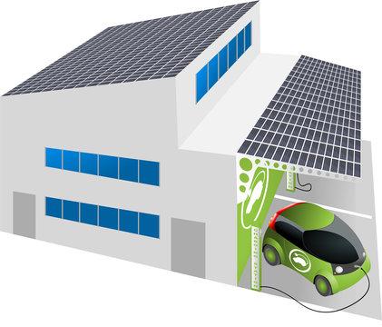 carport charging