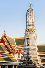 Wat Pho [  Wat Phra Chetuphon ],Thailand beautiful temple,Bangkok,Thailand.
