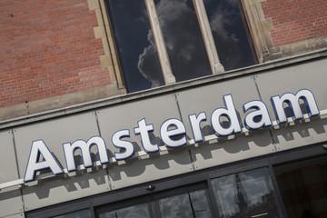 Amsterdam Sign, Holland