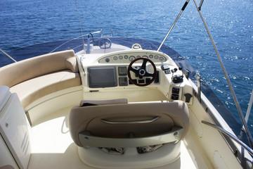 luxury big yacht