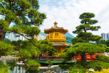 Nan Lian Garden is a government public park situated at Diamond