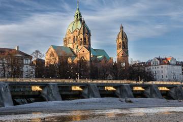 St. Lukas bei Isar in München