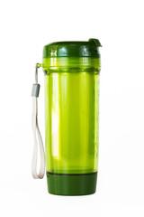 Plastic drinking water bottle travel