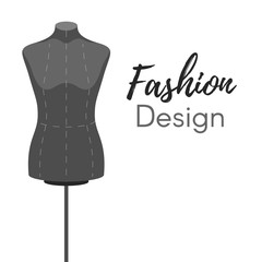 Mannequin fashion design cover