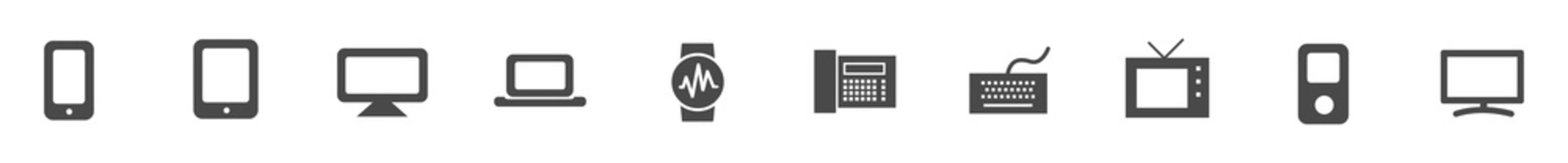 """Icons """"Devices"""""""