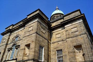 National Records of Scotland in EDINBURGH ( Schottland )