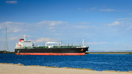Oil products tanker