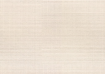Seamless cream fabric texture background