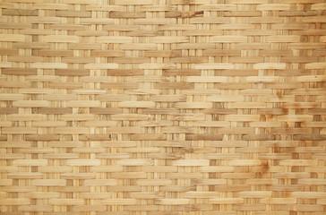Bamboo basket weave pattern