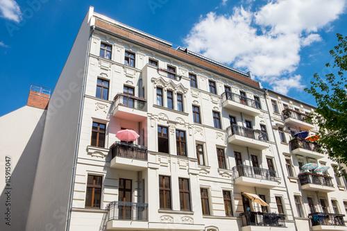 nice restored building seen in berlin germany stockfotos und lizenzfreie bilder auf fotolia. Black Bedroom Furniture Sets. Home Design Ideas
