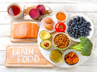 Beat Foods for your brain.