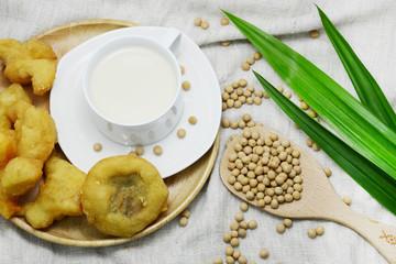 soybean Milk ,bean, healthy food