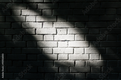 White Brick Wall Lights :