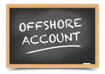Blackboard Offshore Account