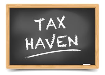 Blackboard Tax Haven