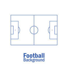 Football soccer sport ball Background - abstract design