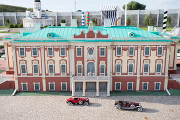 Miniature of Kardiorg Palace