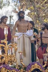 Hermandades de penitencia de la semana santa de Sevilla, Jesús despojado de sus vestiduras