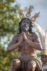 Jesús de la hermandad de la Estrella, semana santa de Sevilla
