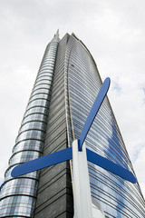 Unicredit Tower in Milan