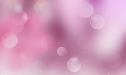 Purple abstract background blur.
