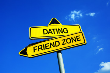 Dating to friend zone