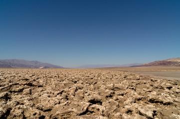 Death Valley - Salzwüste