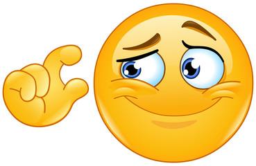 Deny Emoticon Stock Vector - Image: 67408197
