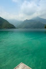 Bergsee Lago di Ledro Ledrosee