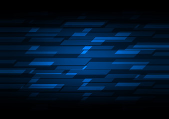 Abstract dark blue texture background vector illustration