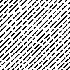 Vector seamless pattern with parallel diagonal lines