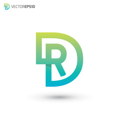 D R D Logo