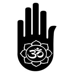 Хамса, аум, ом, мандала буддизм