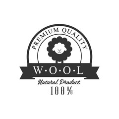 Quality Wool Product Logo Design