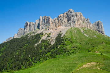 Mountain Big Thach  in Caucasus
