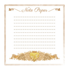 wedding stationery background