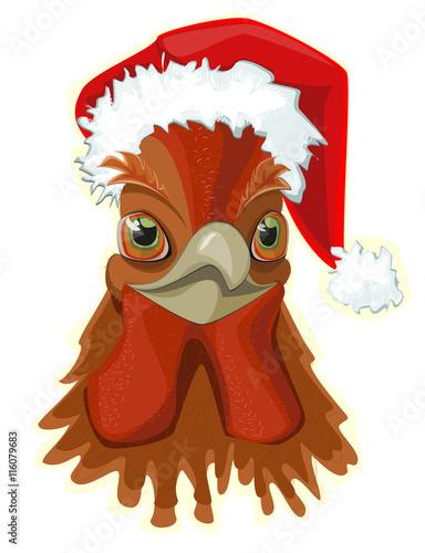 Santa Cock 71