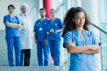 Entering the medical profession