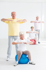 Sport activity is good at any age