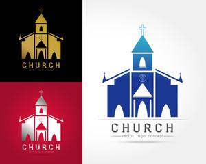 Template logo church