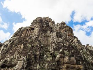 Angkor Wat castle, Cambodia,ancient temple ruin city