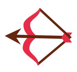 arch arrow cupid icon