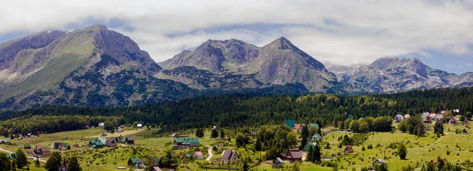Nature Mountain Landscape Montenegro
