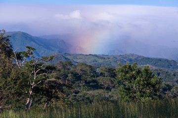 Rainbow over Monteverde
