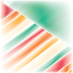abstract blurred stripes modern background vector bright spring summer marine style