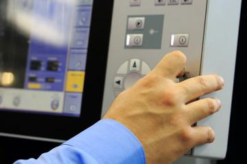 modern computer equipment