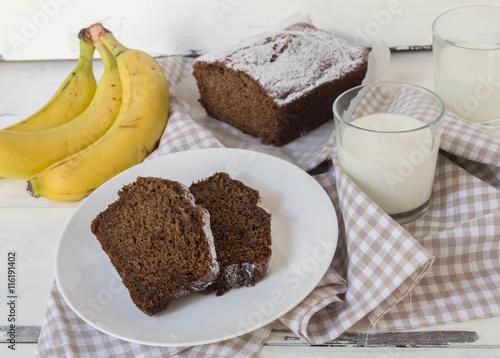 Low Fat Banana Bread Yogurt 50