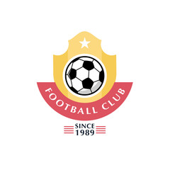 Soccer Football Badge,vector illustration
