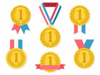 Golden Medals