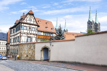 old house in Bamberg Bavaria